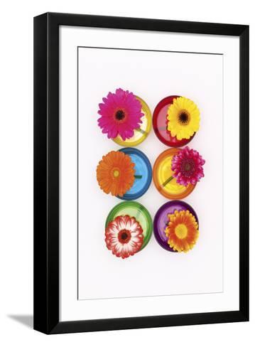 Neon Bloom-Camille Soulayrol-Framed Art Print