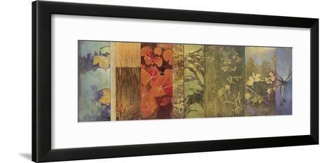 Leaves Alive-Georgie-Framed Art Print