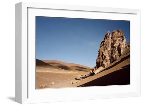 Atacama Desert II-Chris Simpson-Framed Art Print