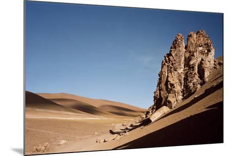 Atacama Desert II-Chris Simpson-Mounted Giclee Print