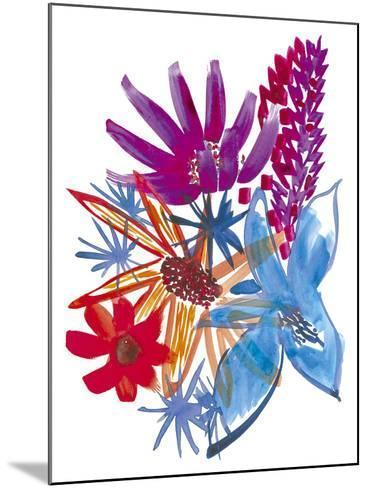 Tropical Summer III-Katrien Soeffers-Mounted Giclee Print