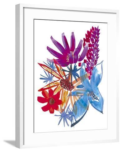 Tropical Summer III-Katrien Soeffers-Framed Art Print