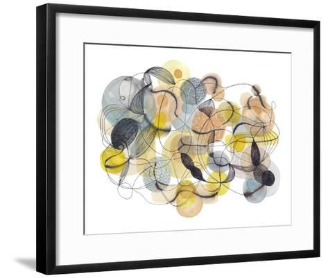 Organic Soup-Kim Johnson-Framed Art Print