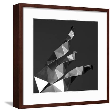 Angular Offshoot-Tony Koukos-Framed Art Print