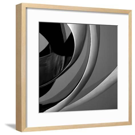 Orbit II-Tony Koukos-Framed Art Print