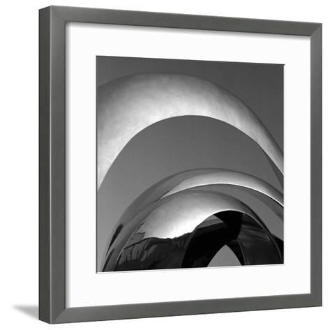 Orbit III-Tony Koukos-Framed Art Print
