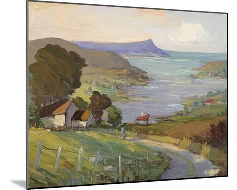 Coming Home-Hugh O'neill-Mounted Giclee Print
