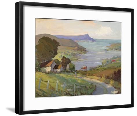 Coming Home-Hugh O'neill-Framed Art Print