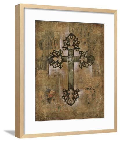 Piety I- Ashford-Framed Art Print