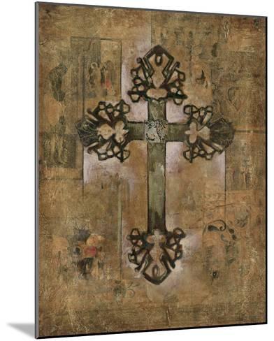 Piety I- Ashford-Mounted Giclee Print