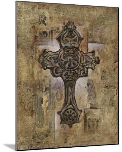 Piety III- Ashford-Mounted Giclee Print