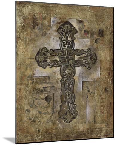 Piety IV- Ashford-Mounted Giclee Print