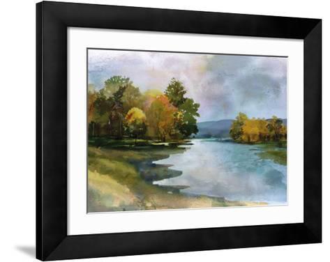 Lacu I-Tania Bello-Framed Art Print