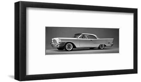 1957 Chrysler 300C--Framed Art Print