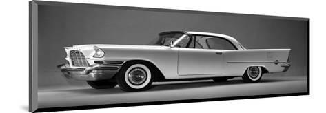 1957 Chrysler 300C--Mounted Art Print