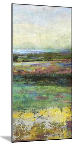 Green Fields II-Paul Duncan-Mounted Giclee Print