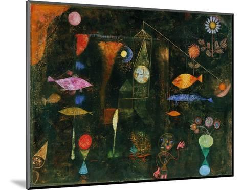 Fish Magic-Paul Klee-Mounted Giclee Print