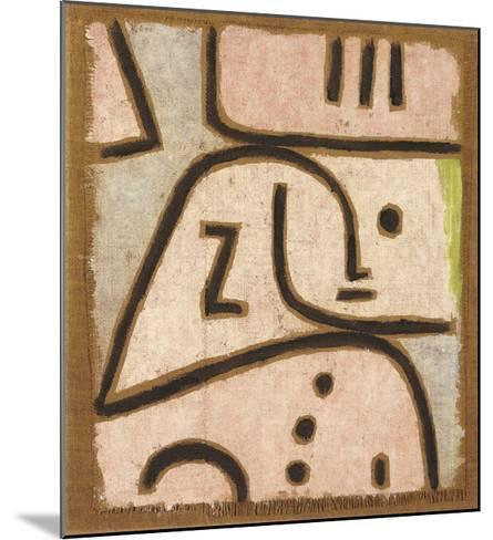 WI (In Memoriam)-Paul Klee-Mounted Premium Giclee Print