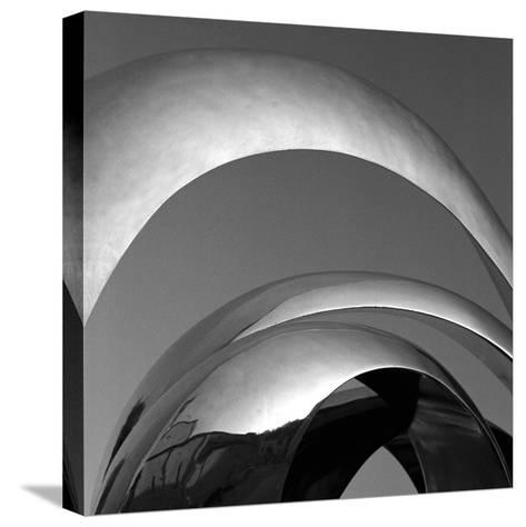 Orbit III-Tony Koukos-Stretched Canvas Print