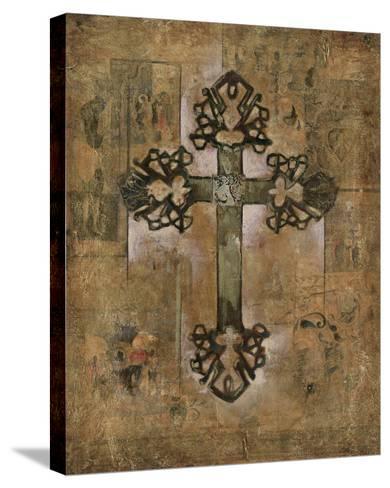 Piety I- Ashford-Stretched Canvas Print