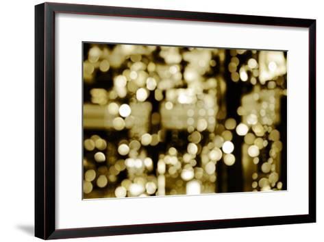 Golden Reflections-Kate Carrigan-Framed Art Print