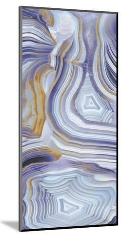 Agate Flow II-Danielle Carson-Mounted Giclee Print
