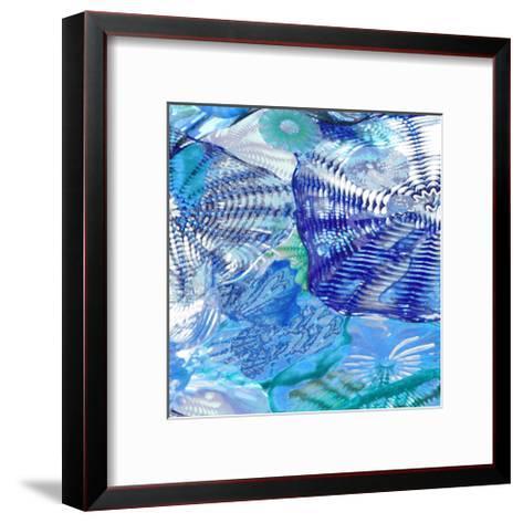 Underwater Perspective I-Charlie Carter-Framed Art Print