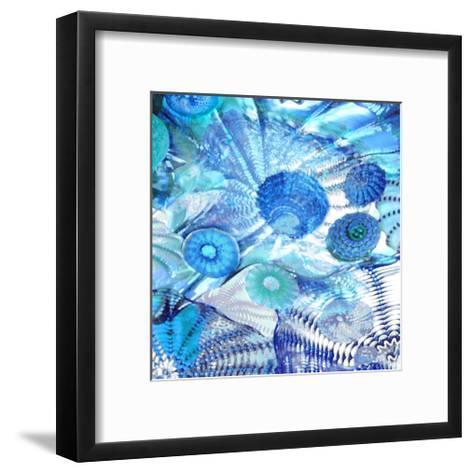Underwater Perspective II-Charlie Carter-Framed Art Print