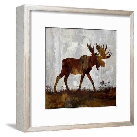Moose Giclee Print by Carl Colburn | Art.com