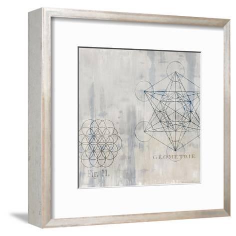 Géométrie I-Oliver Jeffries-Framed Art Print