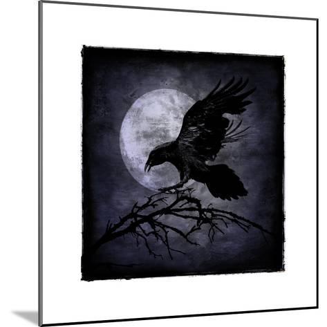 Crow-Martin Wagner-Mounted Giclee Print