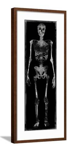 Skeleton III-Martin Wagner-Framed Art Print