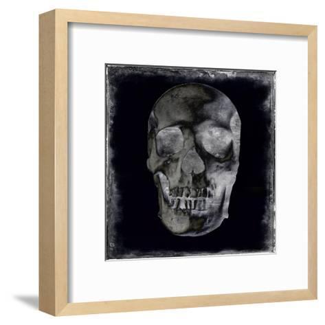 Skull II-Martin Wagner-Framed Art Print