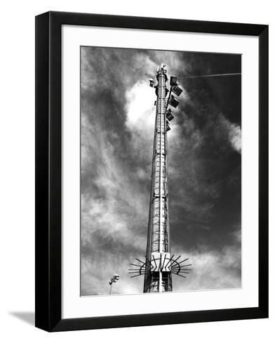 Abbeydale Mast-Simeon Lister-Framed Art Print