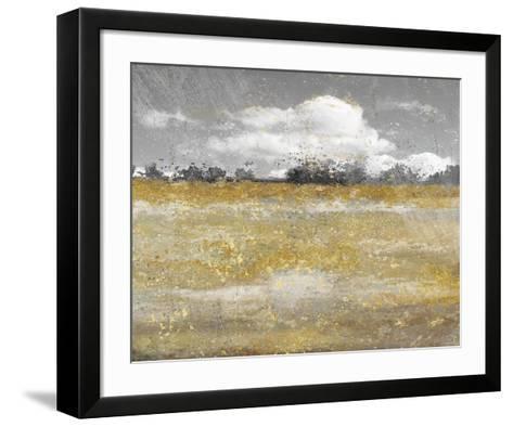 Meadow Shimmer II--Framed Art Print