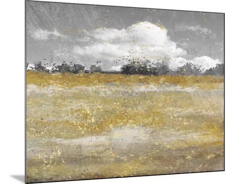 Meadow Shimmer II--Mounted Art Print