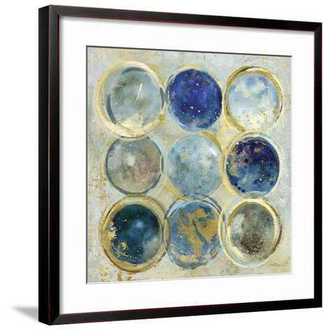 Alignment II-Carol Robinson-Framed Art Print