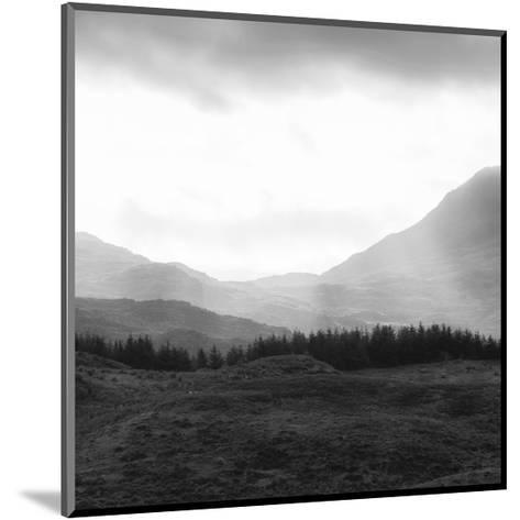 Horizon Hills II--Mounted Art Print