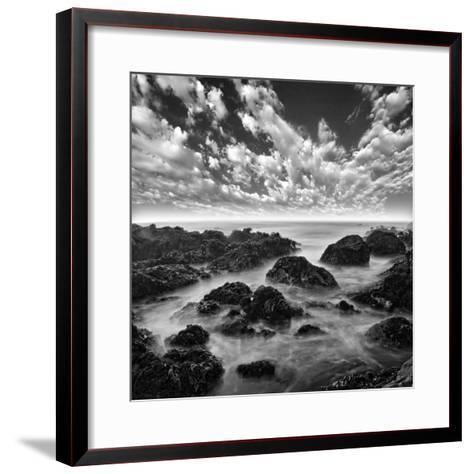 Ocean Seatide I--Framed Art Print