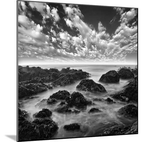 Ocean Seatide I--Mounted Art Print