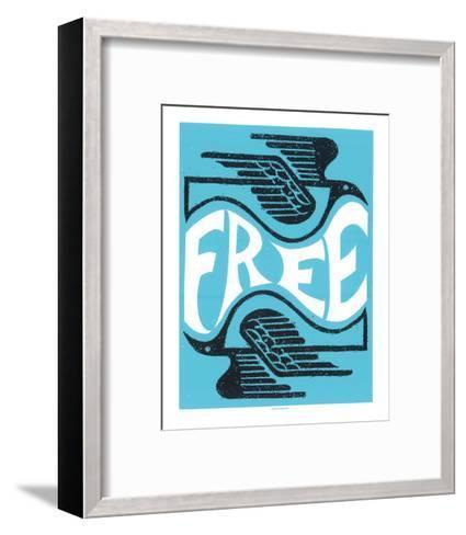 Free Birds-Print Mafia-Framed Art Print