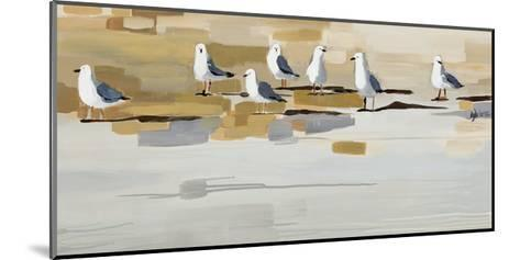 Late Afternoon Gathering ?-Angela Maritz-Mounted Giclee Print