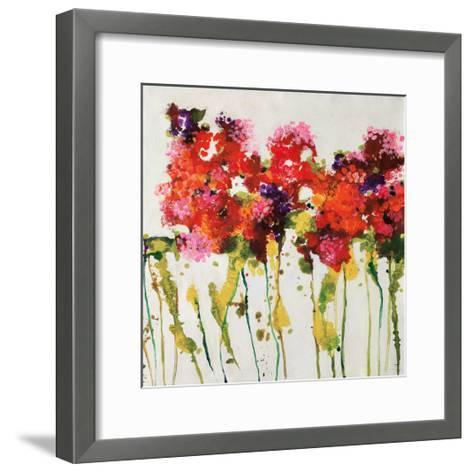 Dandy Flowers I-Natasha Barnes-Framed Art Print