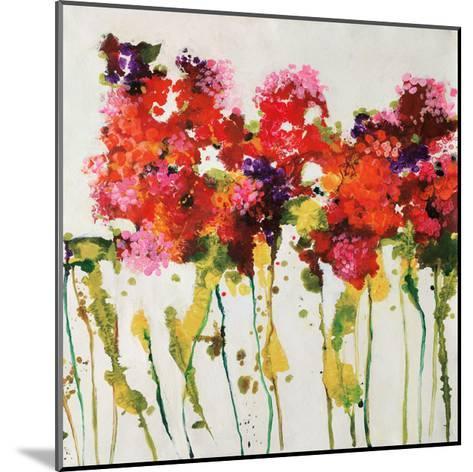 Dandy Flowers I-Natasha Barnes-Mounted Art Print