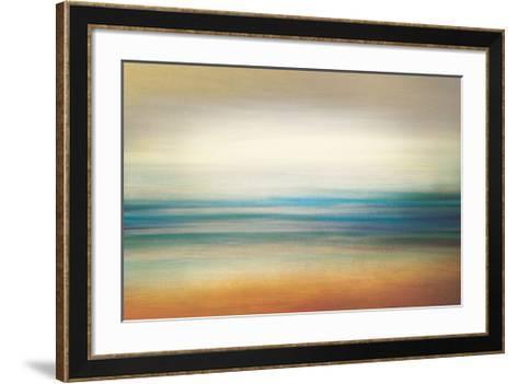 La Playa-Tandi Venter-Framed Art Print