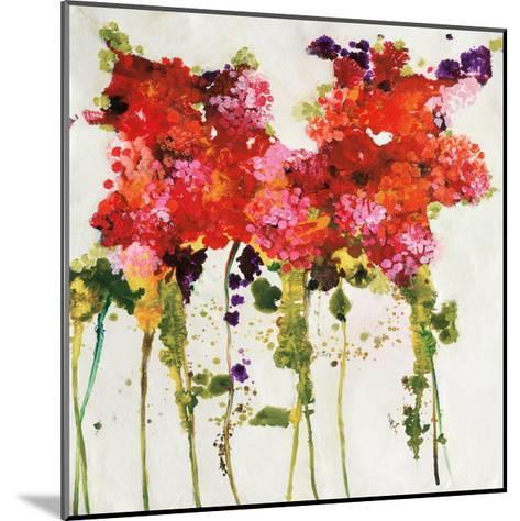 Dandy Flowers II-Natasha Barnes-Mounted Art Print