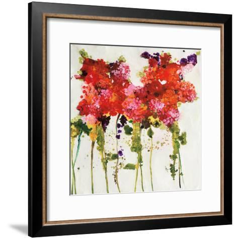 Dandy Flowers II-Natasha Barnes-Framed Art Print