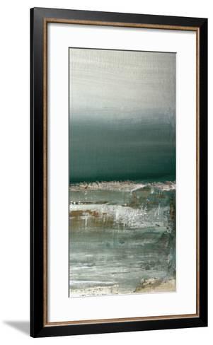 Shallows II-Caroline Gold-Framed Art Print