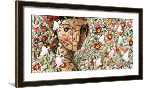 The Thief-Didier Lourenco-Framed Art Print