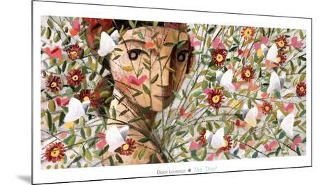 The Thief-Didier Lourenco-Mounted Art Print